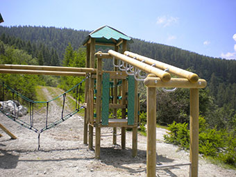 Sentiero Energie in Gioco - Comunità Montana Cervino (AO)