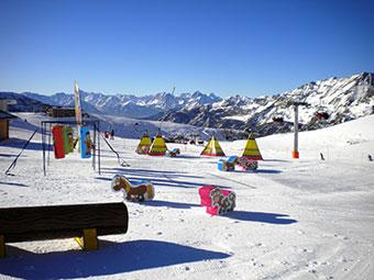 Parco giochi FarWest - Valtournenche (AO)